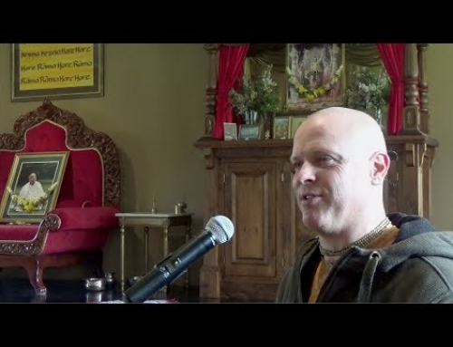 September 2018 Sunday Festival at Hare Krishna Valley